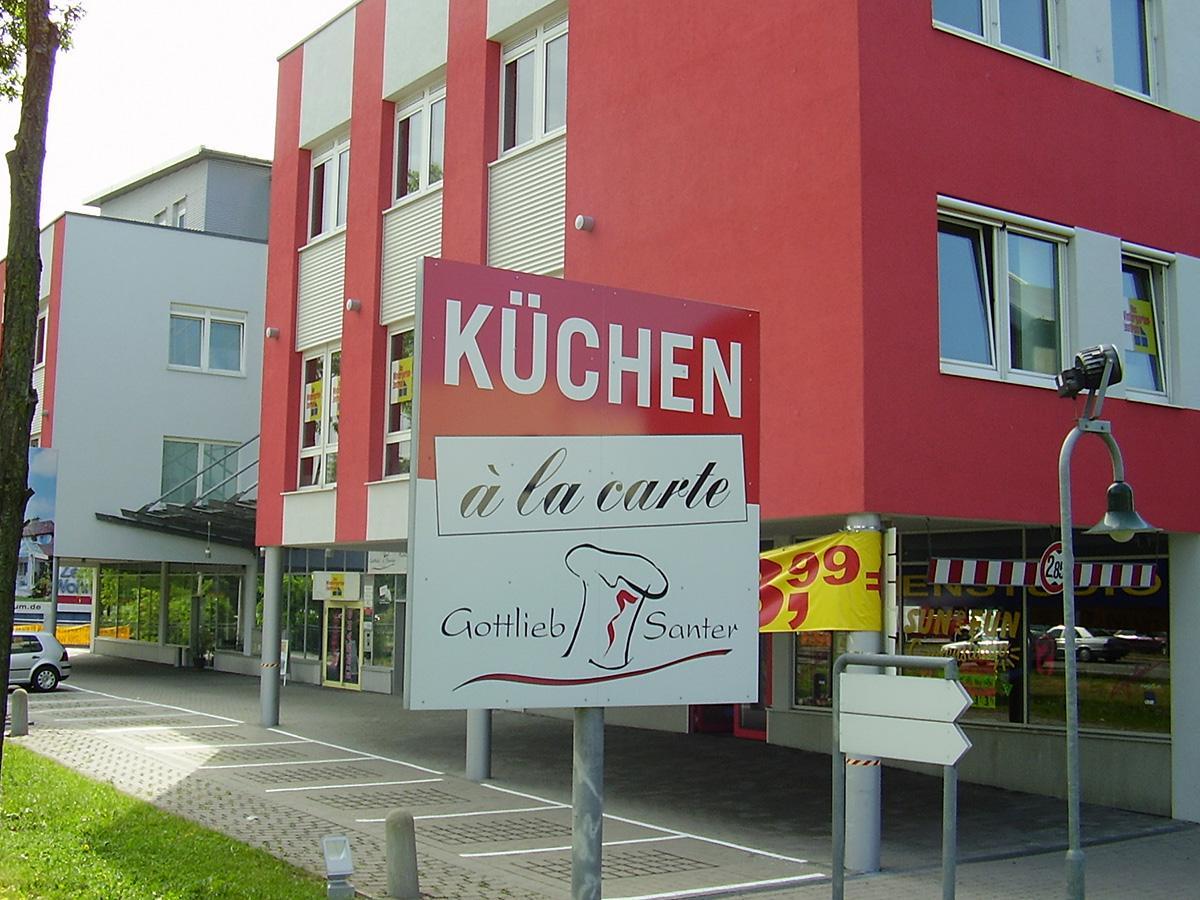 Küchen à la carte Gottlieb Santer