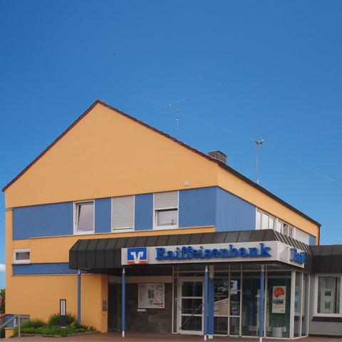 Raiffeisenbank Kissing-Mering eG - Geschäftsstelle Rederzhausen
