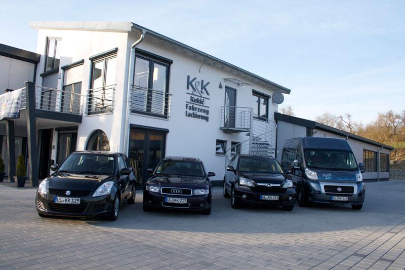 Fotos de K&K Kukic Fahrzeuglackierungen