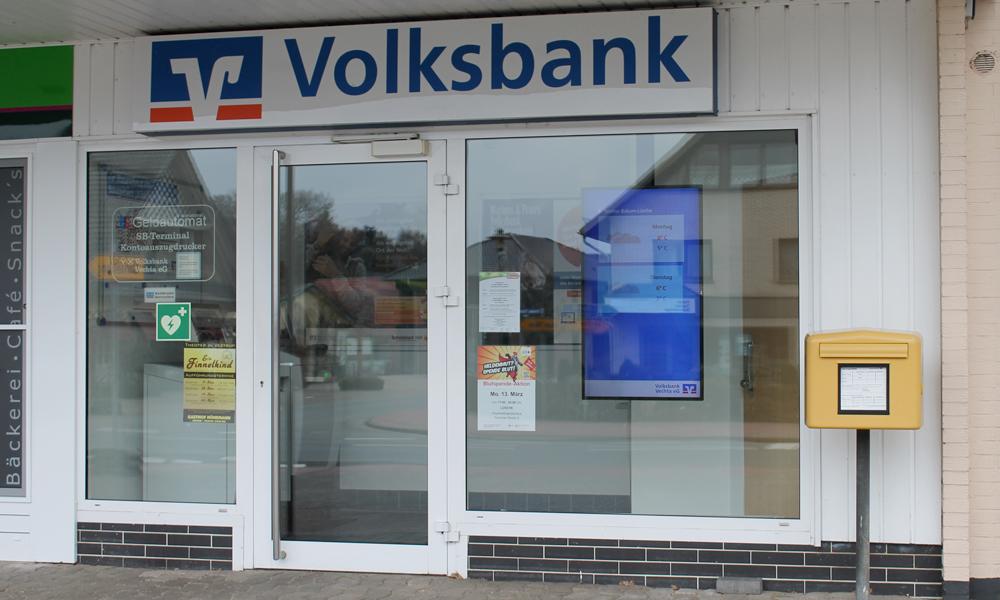 Foto de Volksbank Vechta eG, SB-Zweigstelle Lüsche