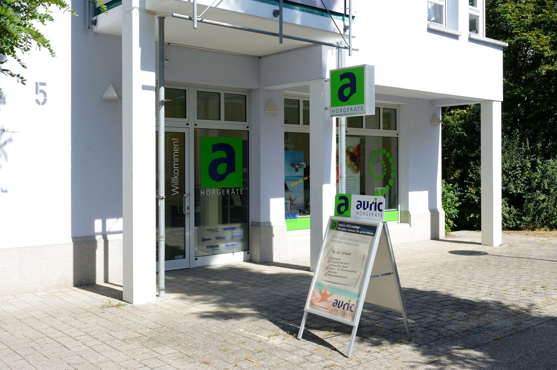 auric Hörcenter in Reutlingen Orschel-Hagen