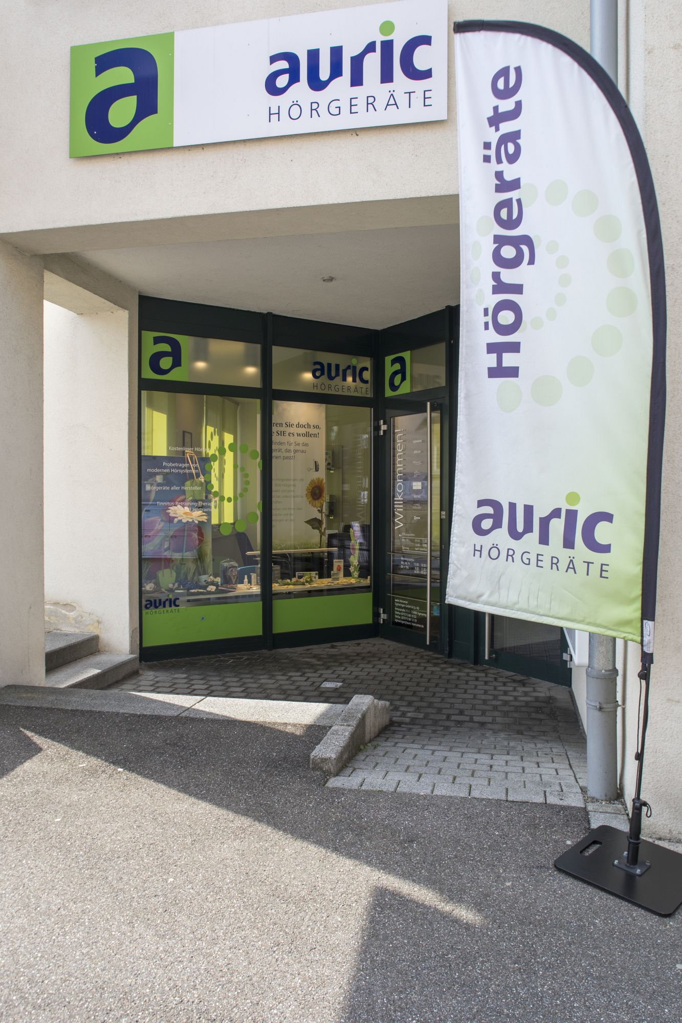 auric Hörcenter in Sigmaringen