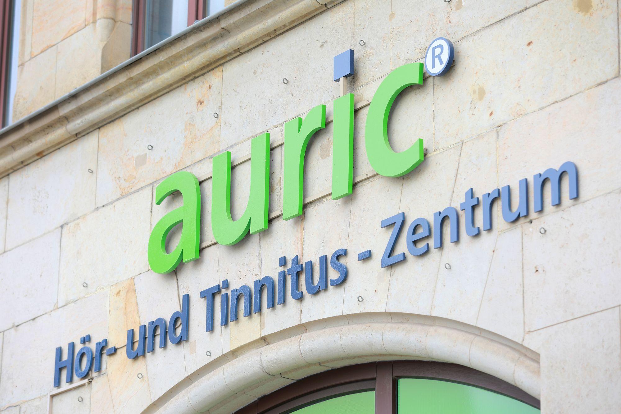 auric Hörcenter in Dresden