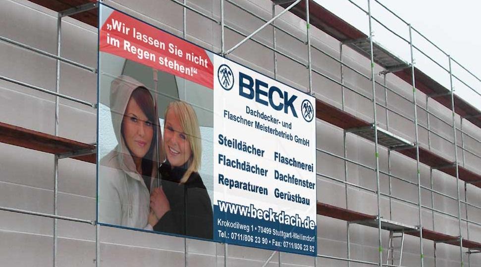 Beck Dachdecker- und Flaschner-Meisterbetrieb GmbH