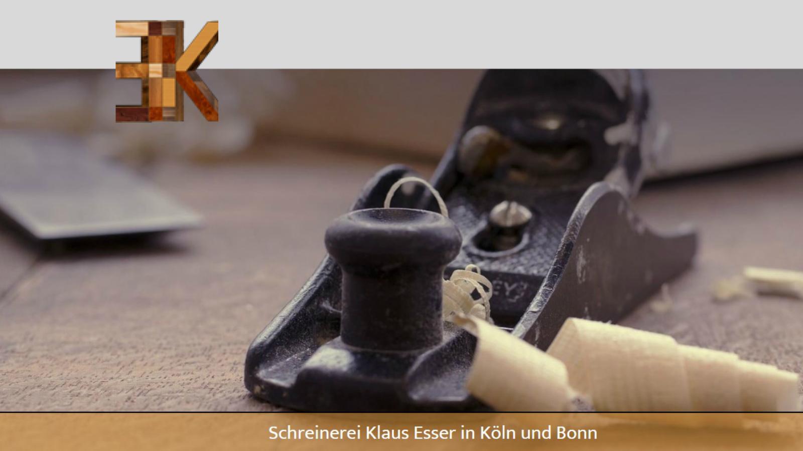 Schreinerei Klaus Esser