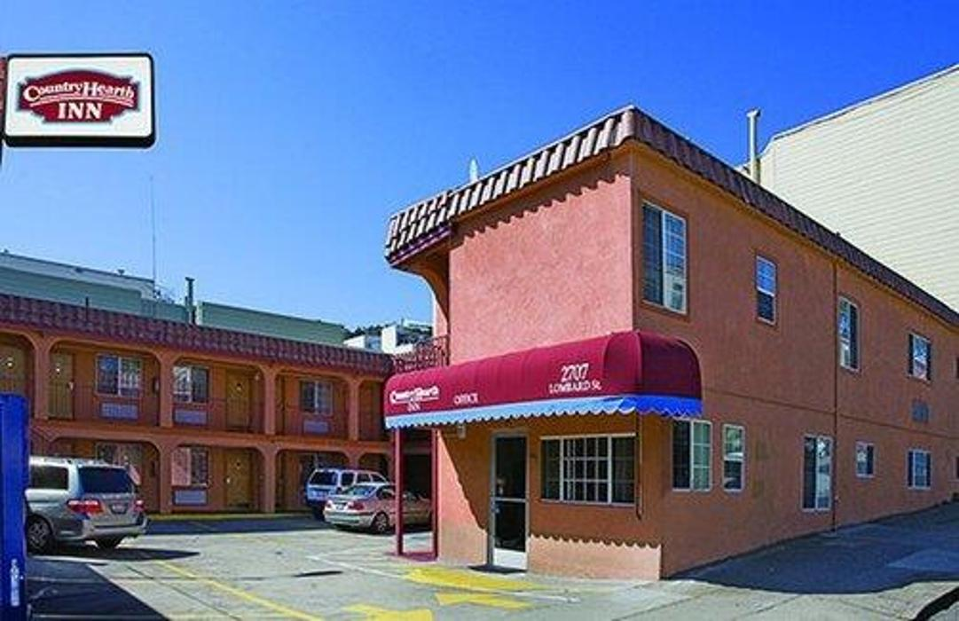 Inn at Golden Gate - San Francisco, CA