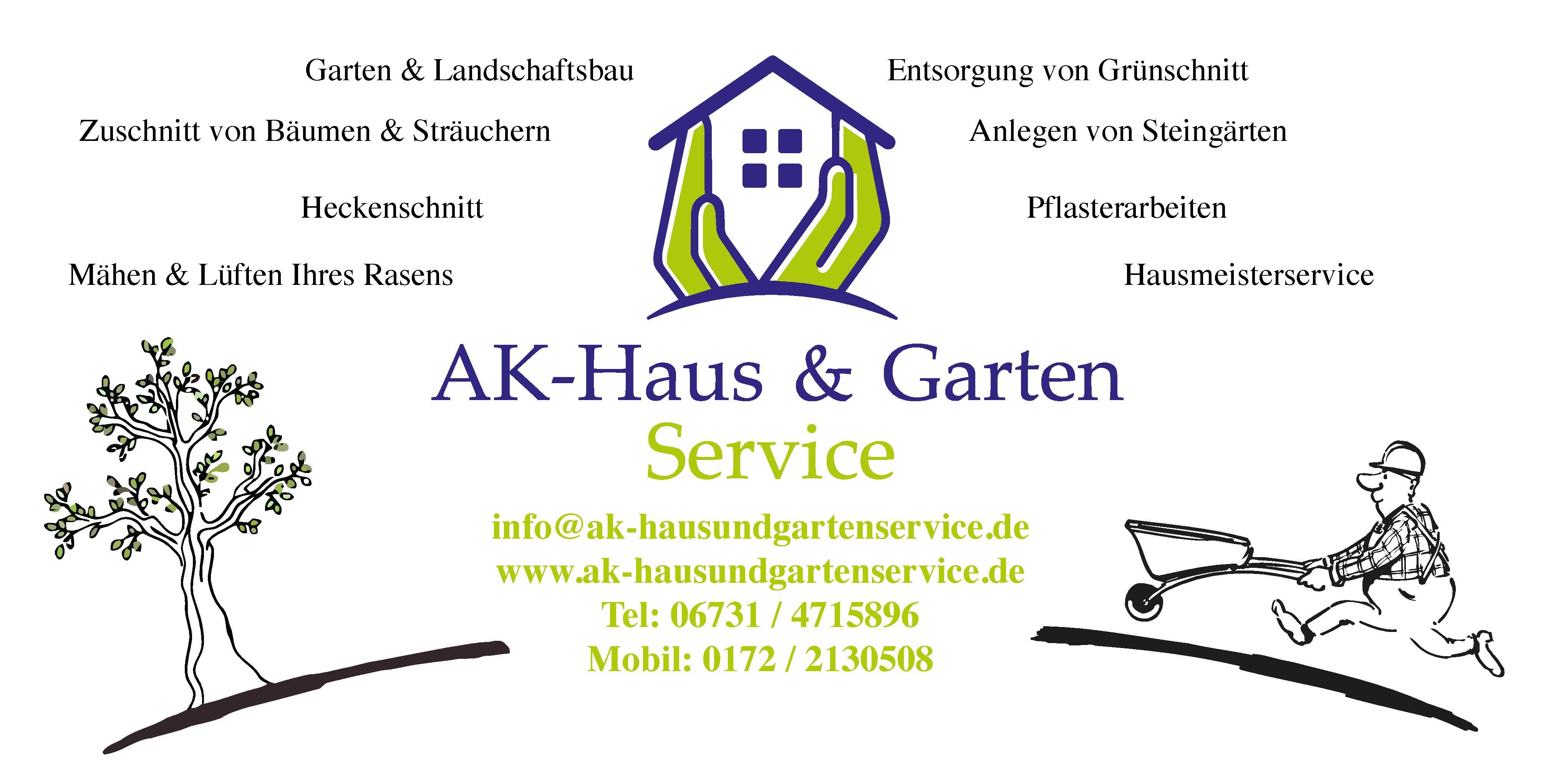 AK - Haus & Garten Service