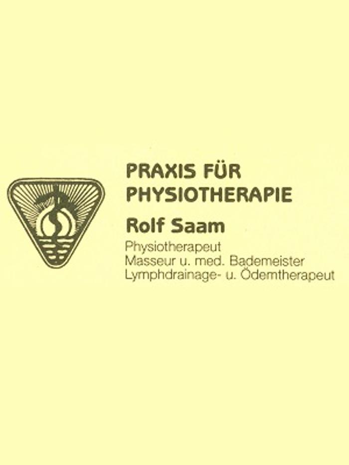 Bild zu Rolf Saam, Praxis für Physiotherapie in Obersulm