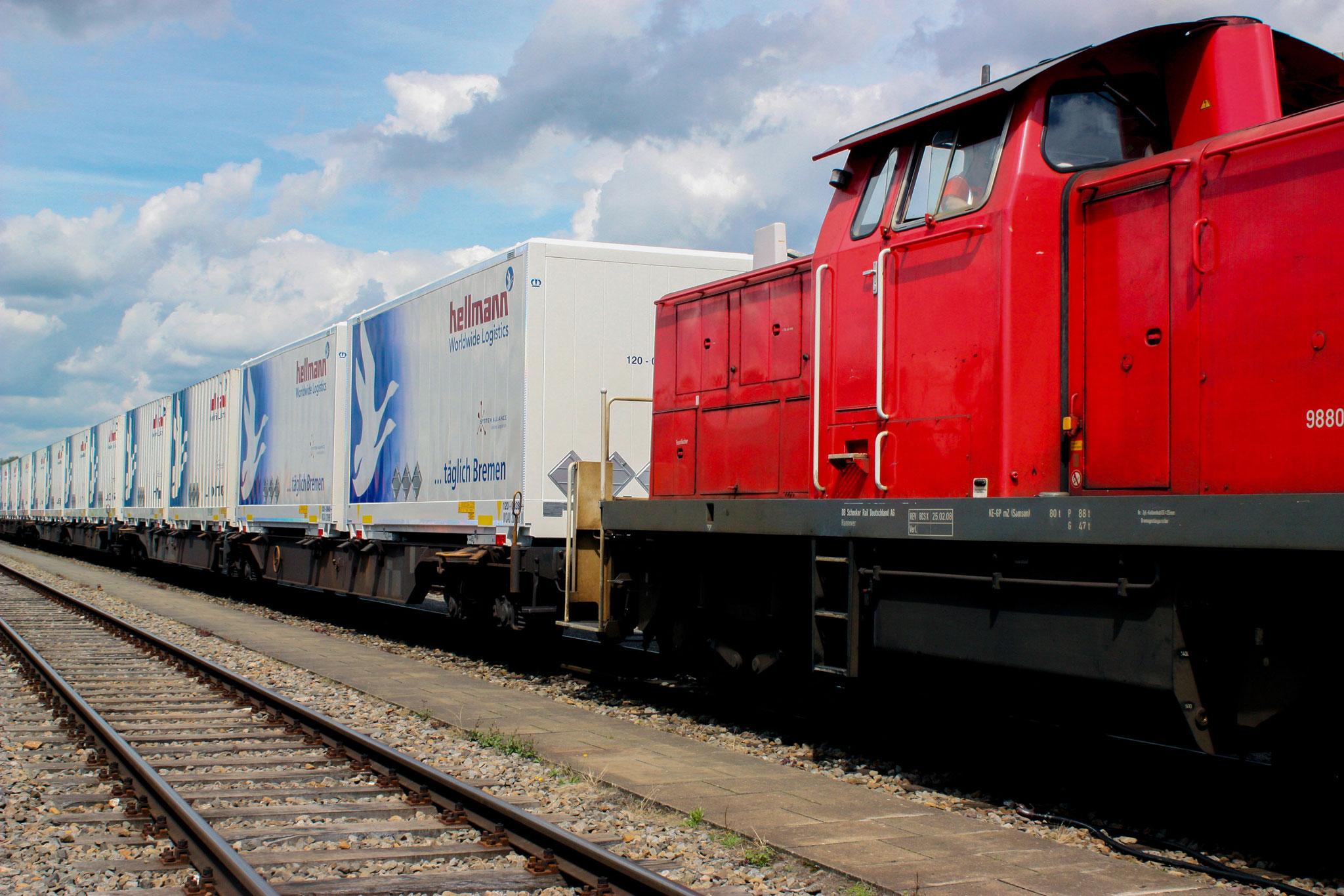 Fotos de Hellmann Worldwide Logistics
