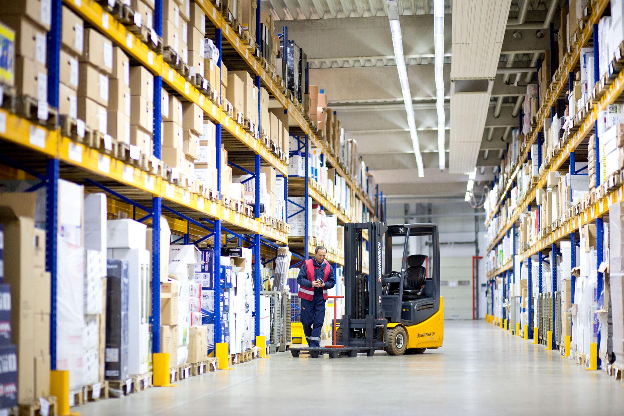 Hellmann Worldwide Logistics - Mussafah