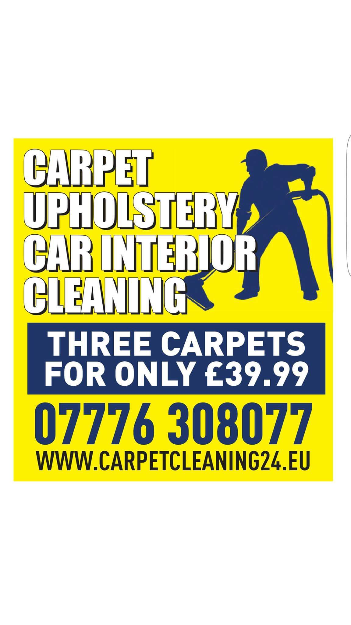 Carpet Cleaning 24/7 Sheffielfd