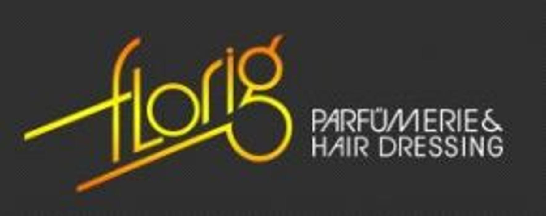 Logo von Parfumerie und Hair Dressing Florig