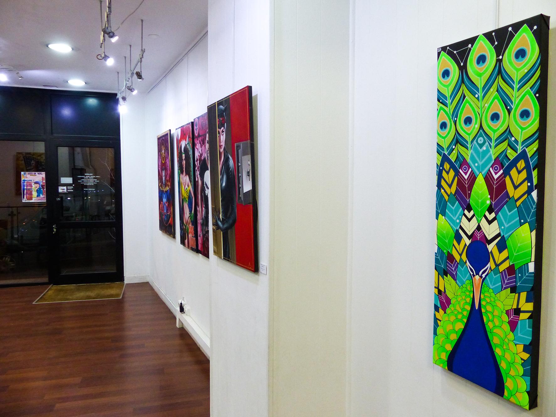 Galerie Carole Kvasnevski