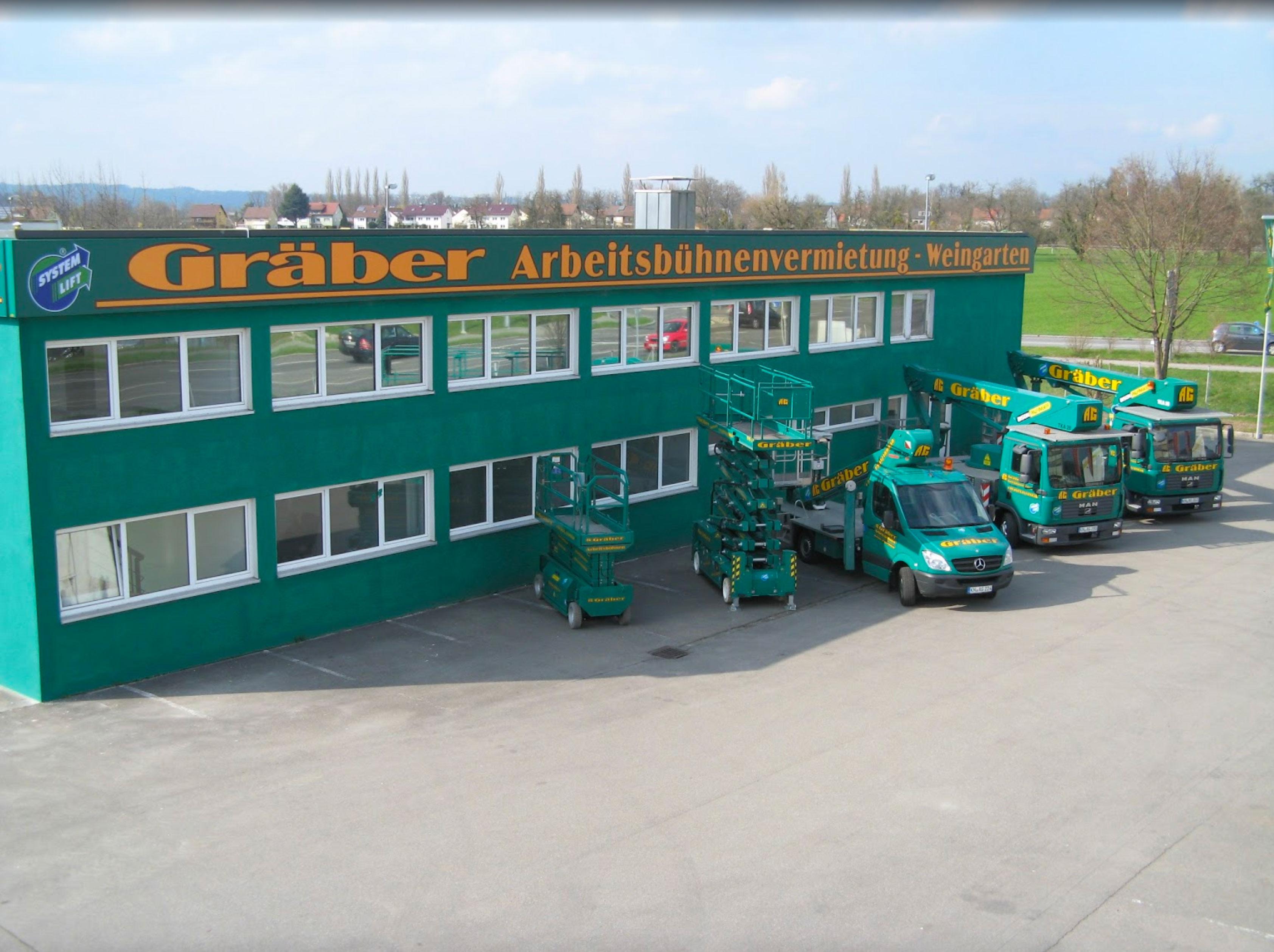 Gräber AG Arbeitsbühnen Stapler Autokrane Schulungen Lindau Wangen Isny Friedrichshafen