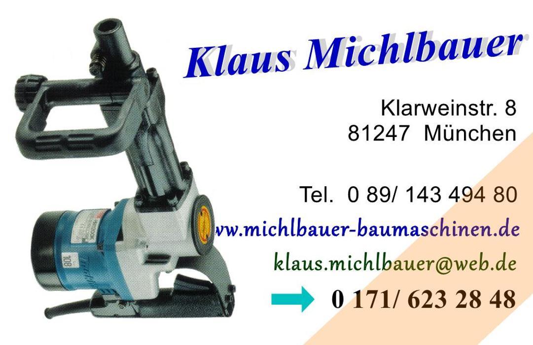 Bild zu Michlbauer Baumaschinen in München