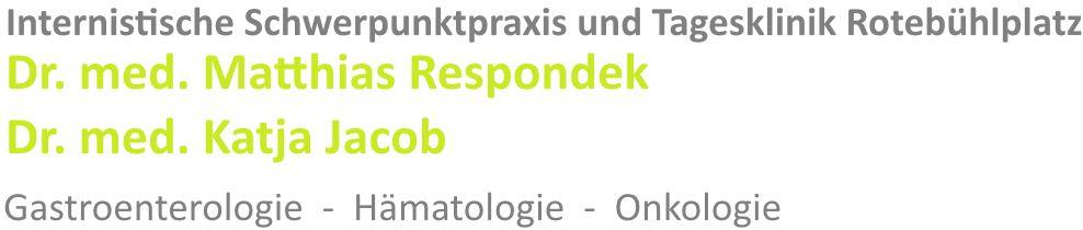 Dr. med. Matthias Respondek