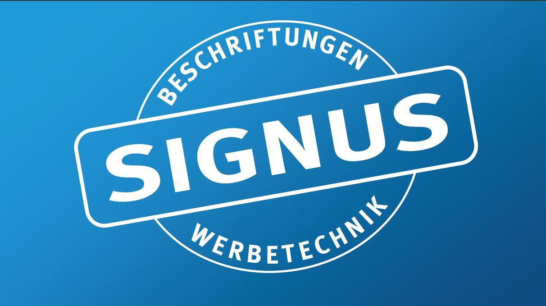 Signus Werbetechnik Werbung Medien Und Unternehmen In