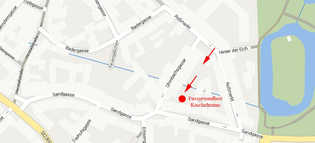 armin knichelmann haus der fu gesundheit in aschaffenburg branchenbuch deutschland. Black Bedroom Furniture Sets. Home Design Ideas