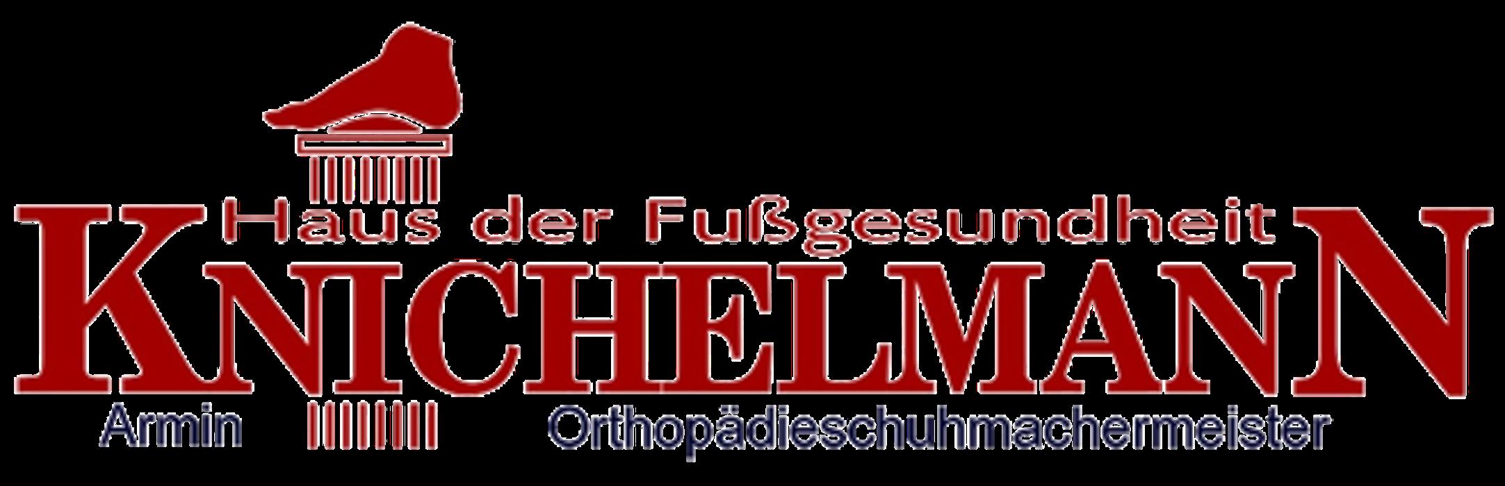 Logo von Armin Knichelmann Haus der Fußgesundheit