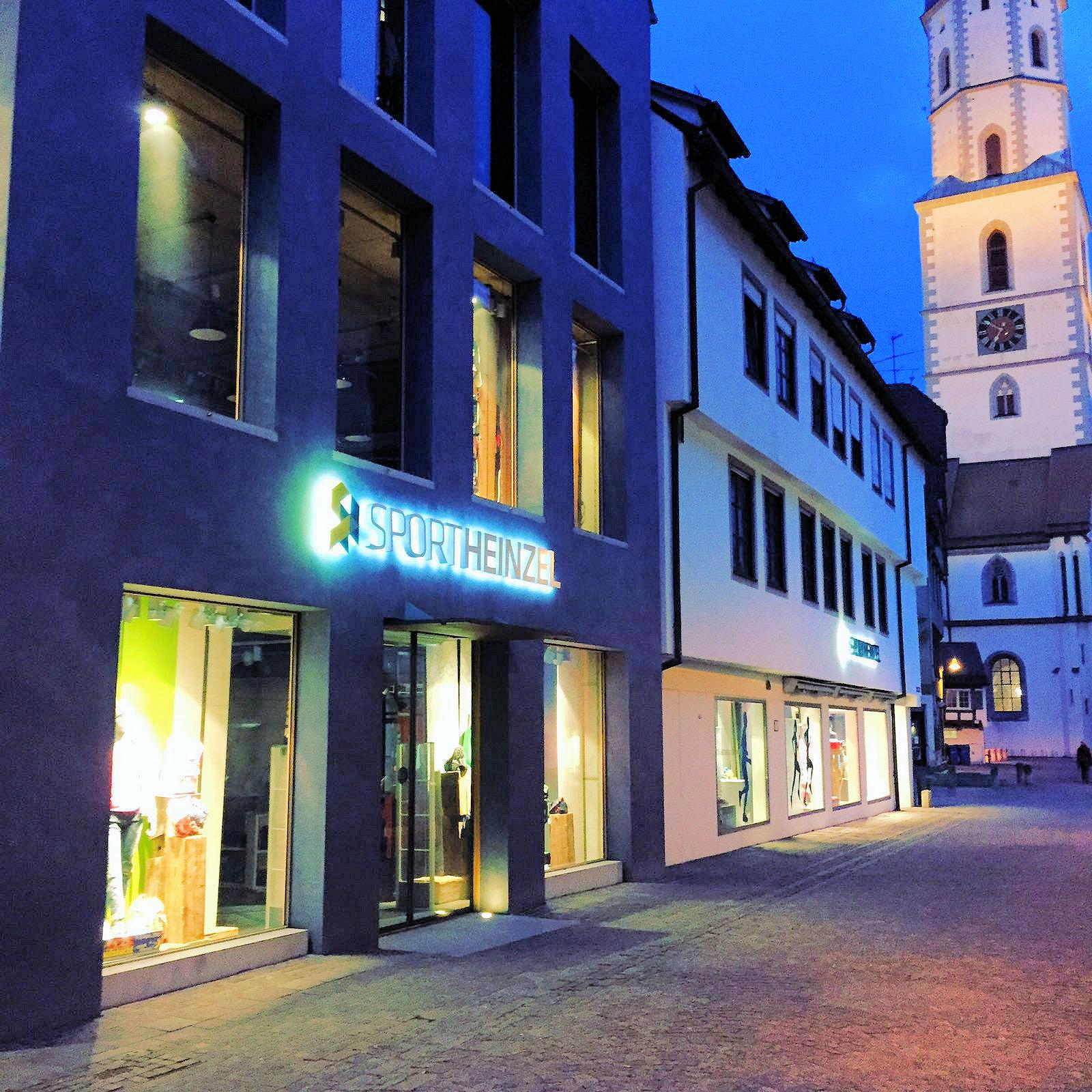 Sport Heinzel GmbH & Co. KG in 88400, Biberach an der Riß