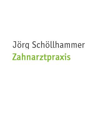 Jörg Schöllhammer, Zahnarztpraxis
