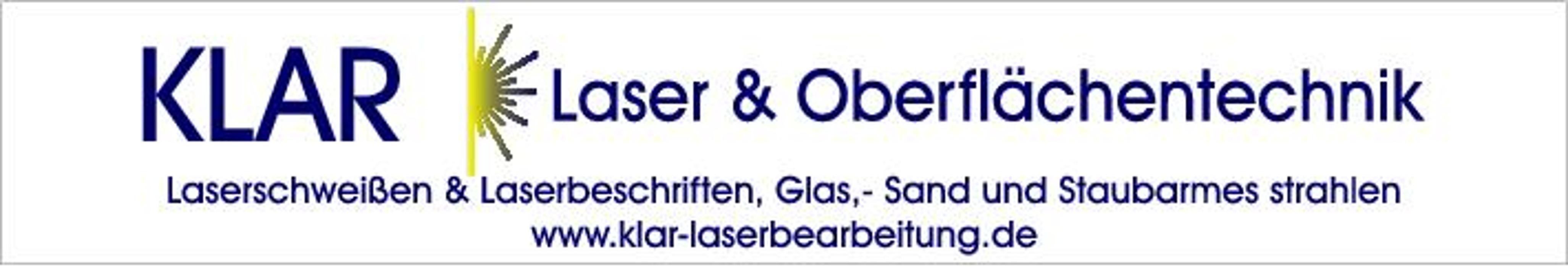 Bild zu Klar-Laser & Oberflächentechnik in Keltern
