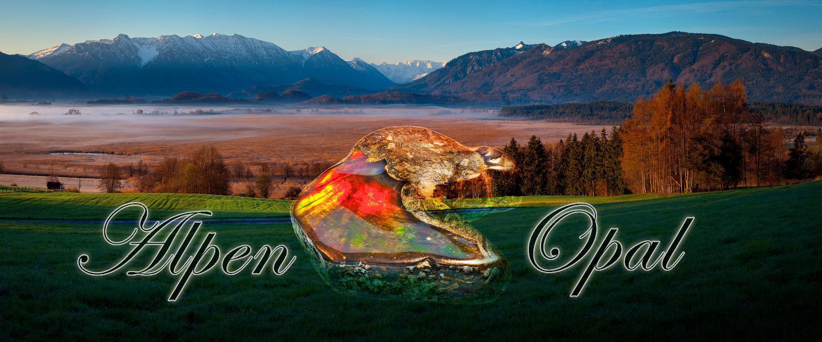 Logo von Alpen Opal