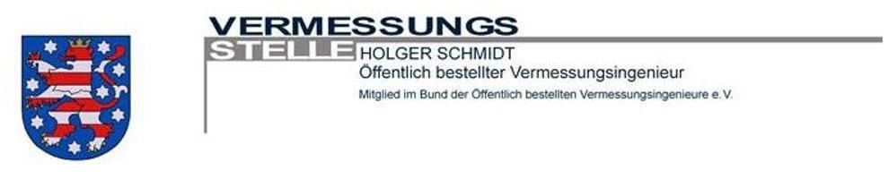 Vermessungsbüro Holger Schmidt