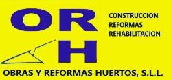 OBRAS Y REFORMAS HUERTOS, S.L.L