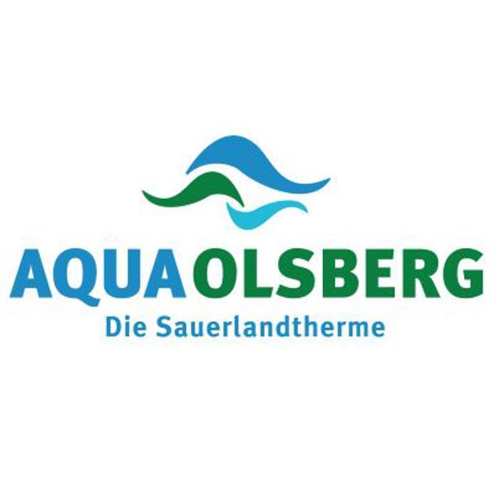 Logo von Aqua Olsberg - die Sauerlandtherme