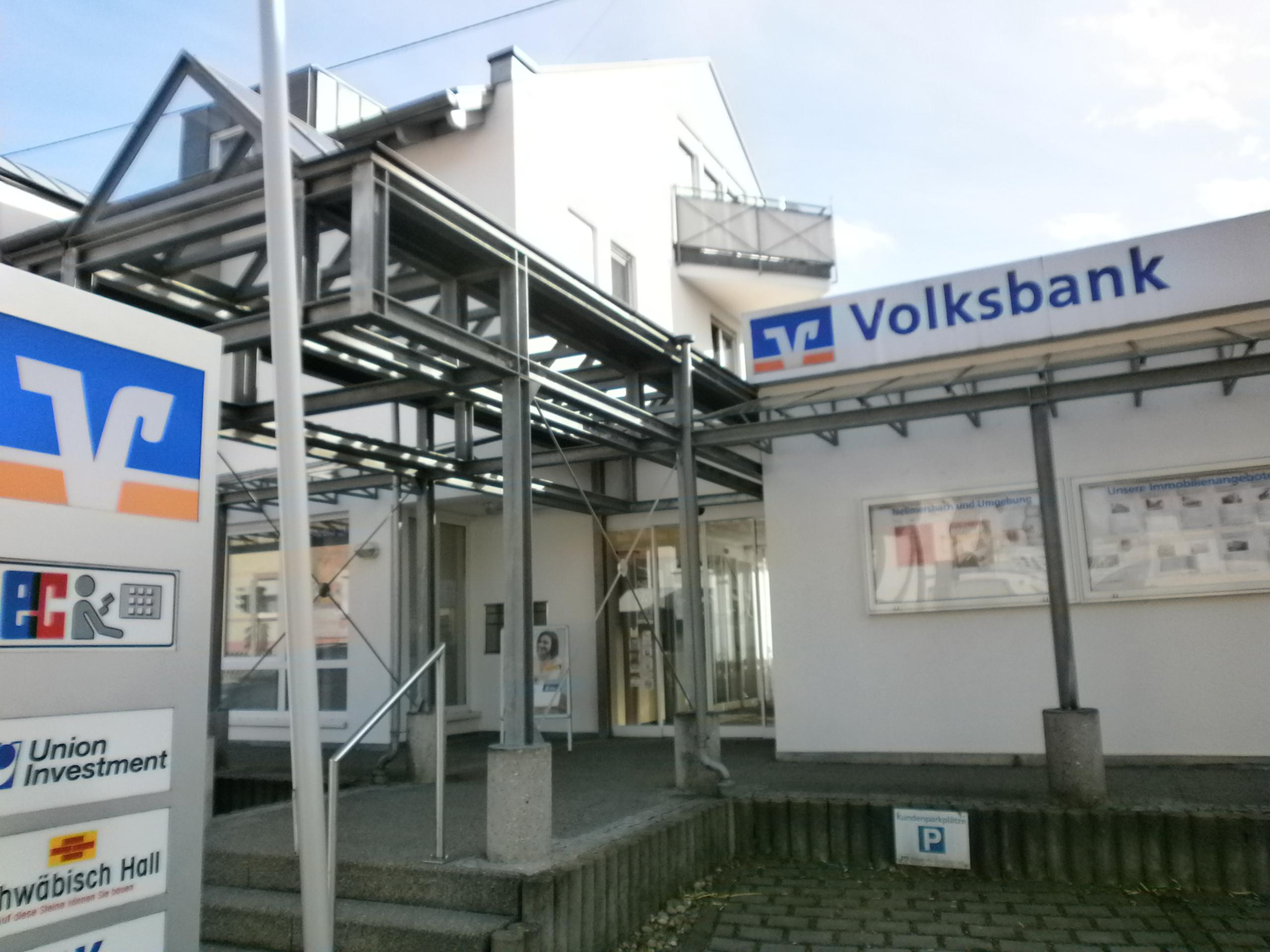 Volksbank Stuttgart eG Filiale Nellmersbach