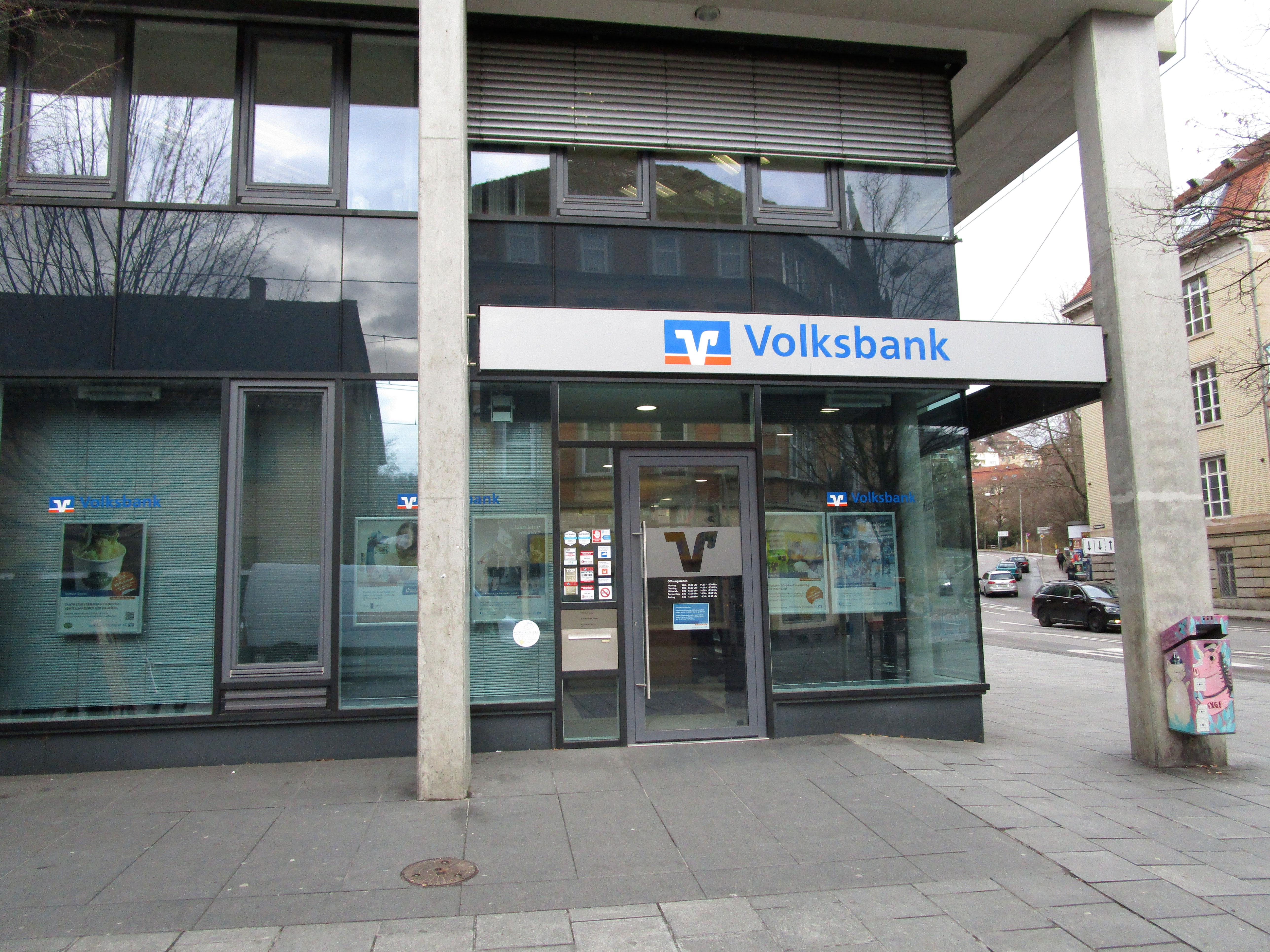 Foto de Volksbank Stuttgart eG Filiale Heslach