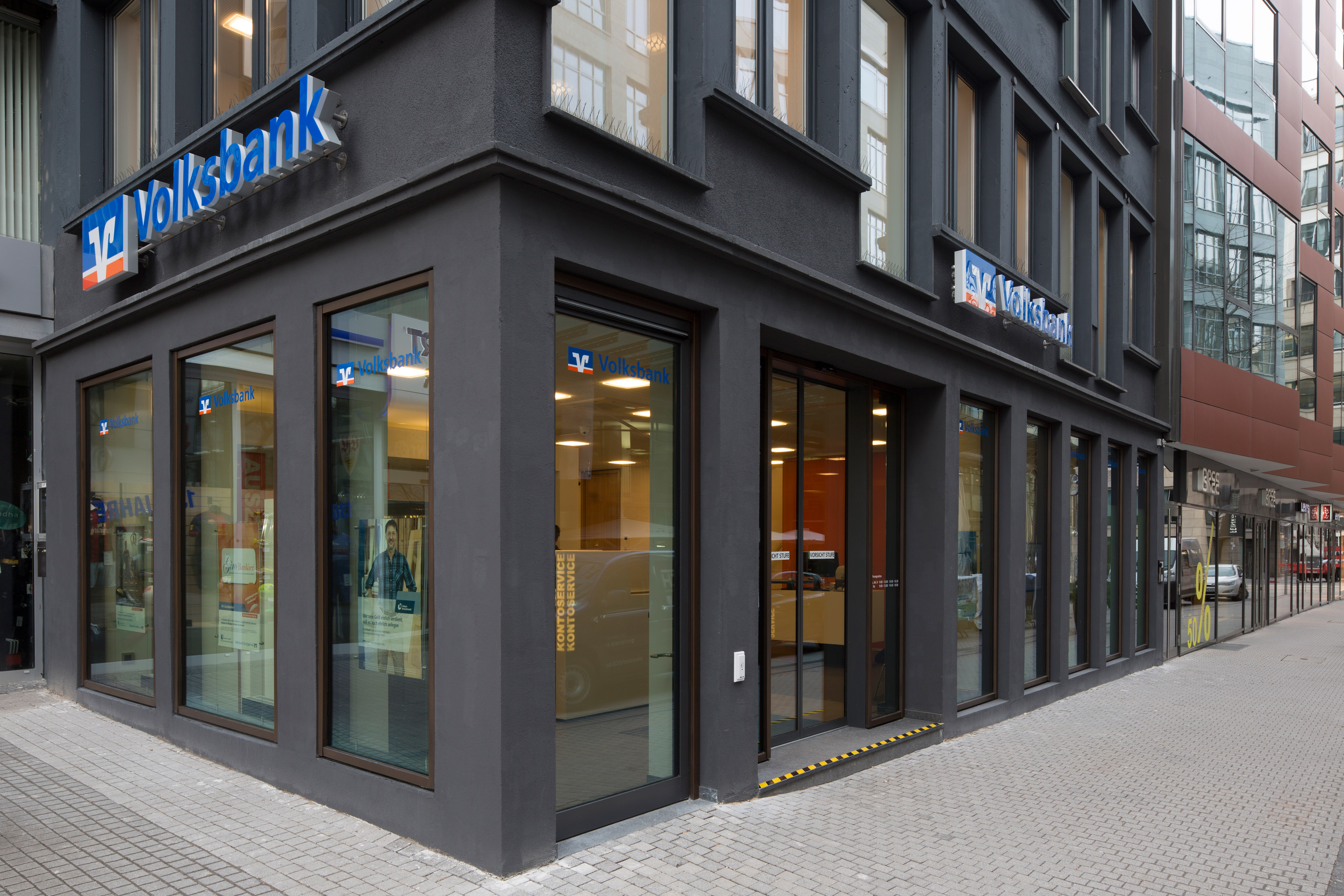 Foto de Volksbank Stuttgart eG Filiale Calwerstraße