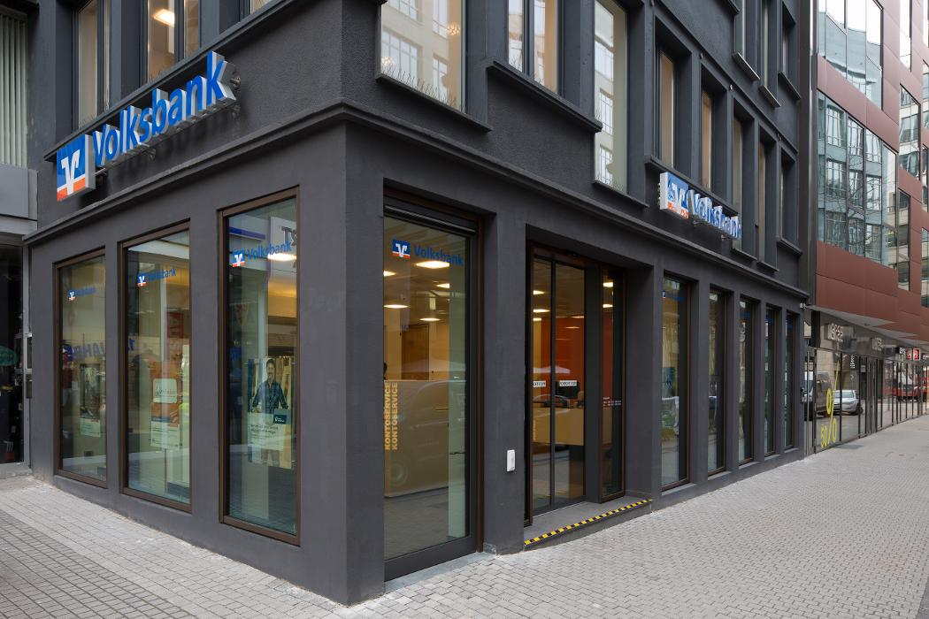 Raiffeisenbanken Stuttgart 70173 Yellowmap