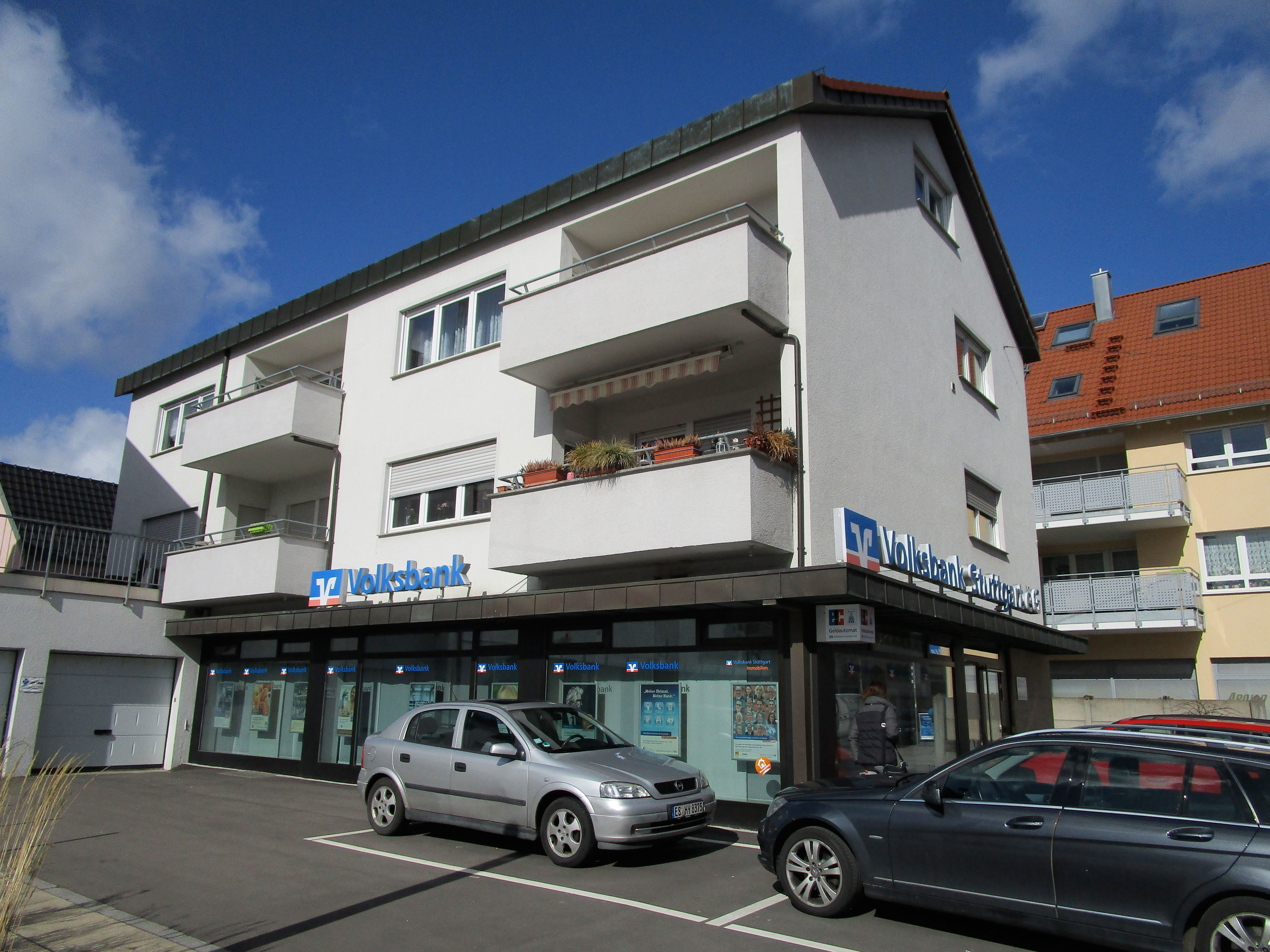 Volksbank Stuttgart eG Filiale Echterdingen
