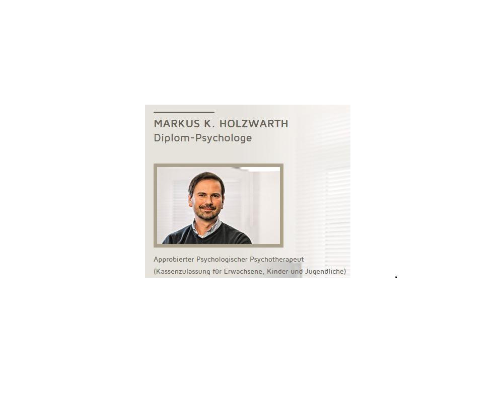 Markus K. Holzwarth Psychologische Praxis