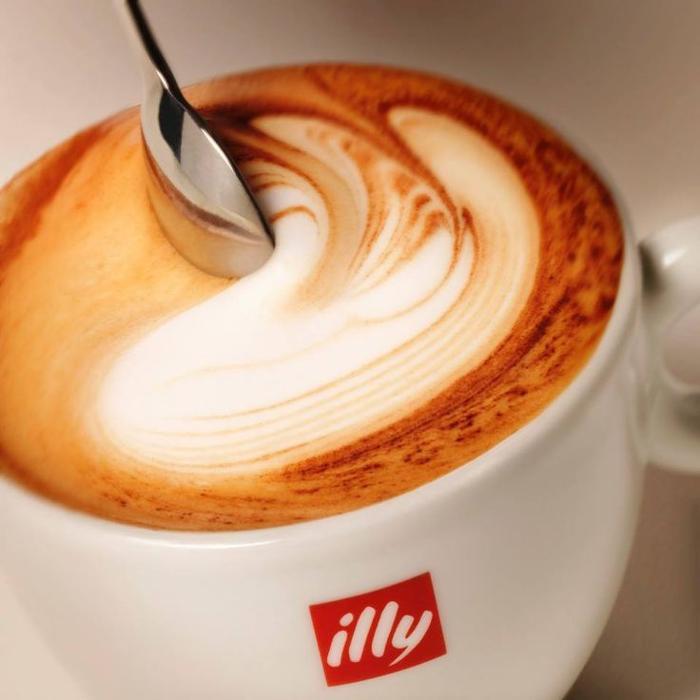 illy Caffe - San Francisco, CA