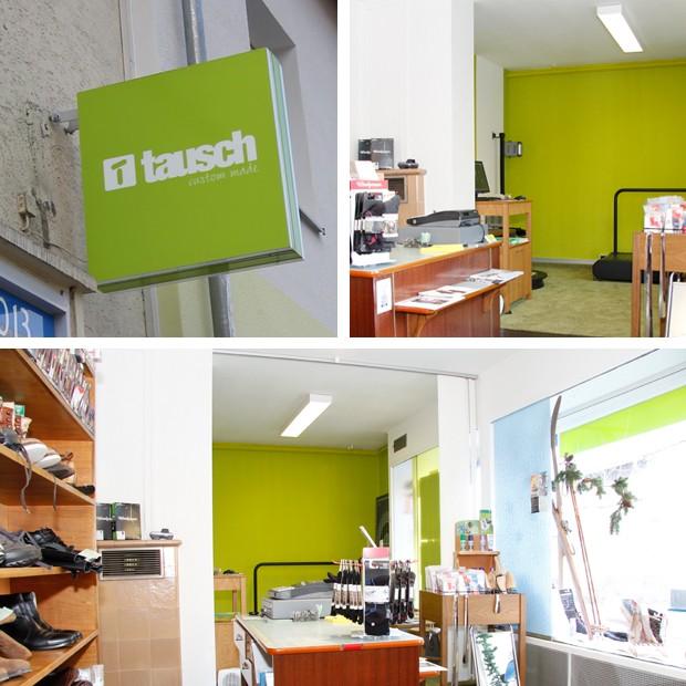 tausch custom made Schuhmacher