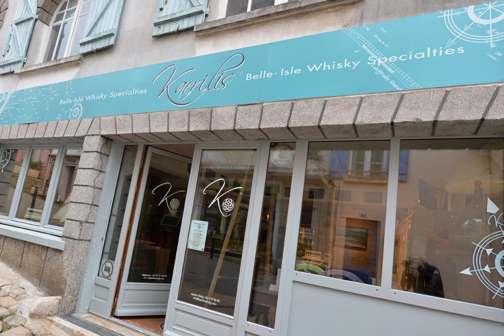 Distillerie de Whisky KAERILIS