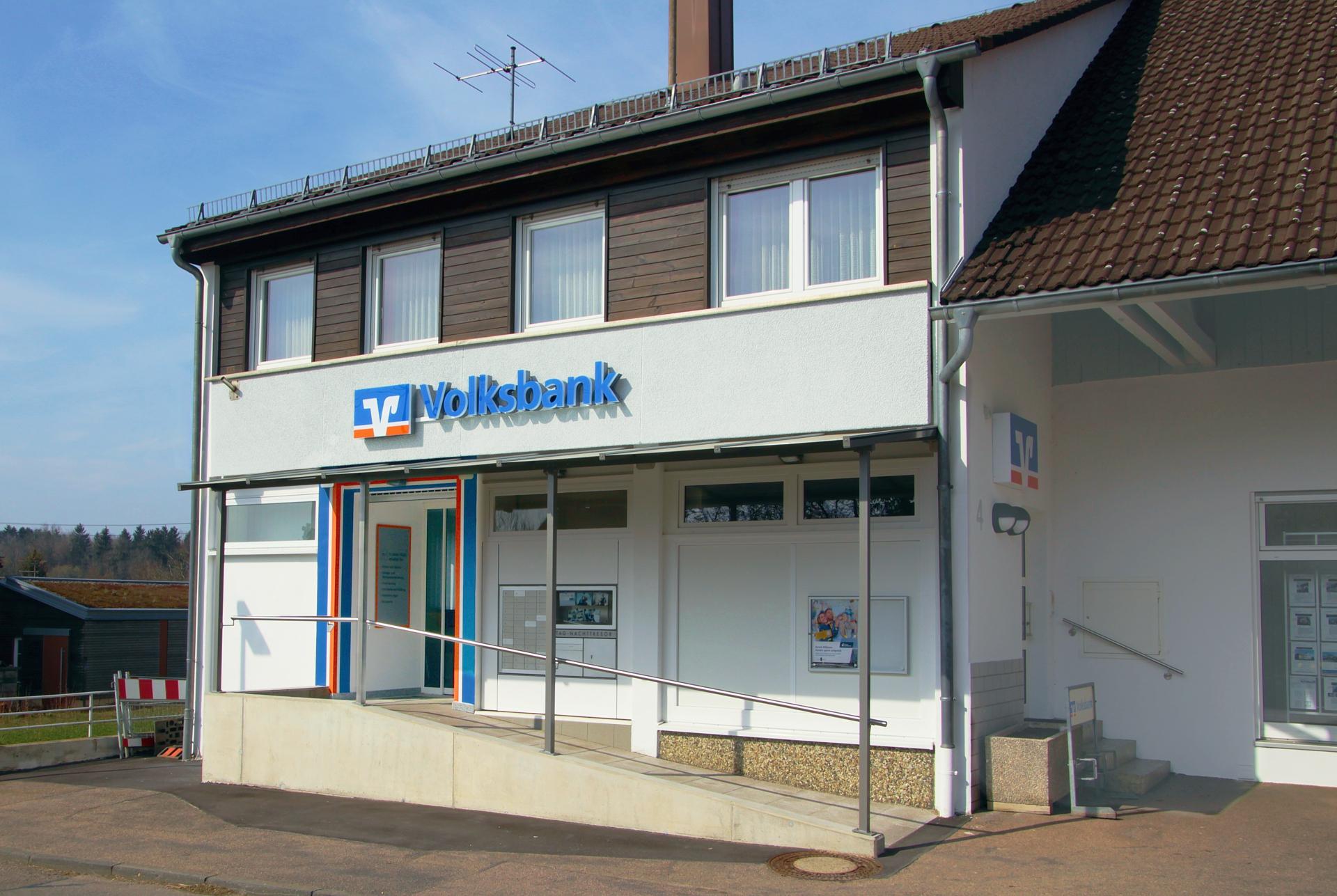 Volksbank Brenztal eG - Filiale Gussenstadt