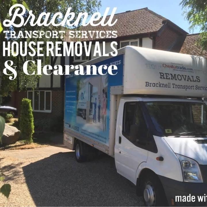 BTS House removals wokingham