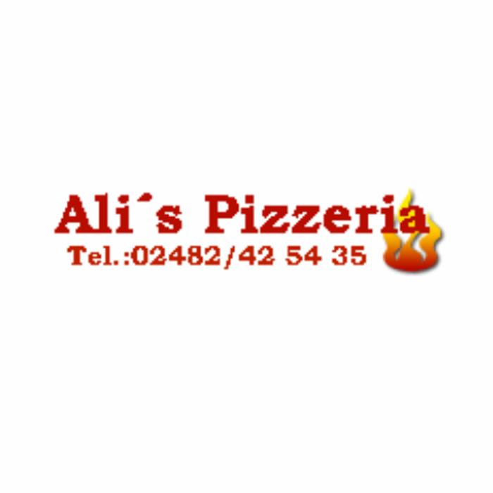 Logo von Ali´s Pizzeria