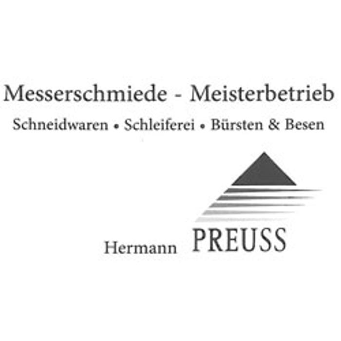 Bild zu PREUSS Messerschmiede-Meisterbetrieb, Messer & Scheren, Bürsten & Besen in Speyer