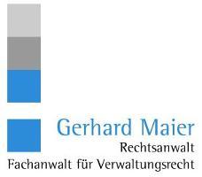 Gerhard Maier Rechtsanwalt