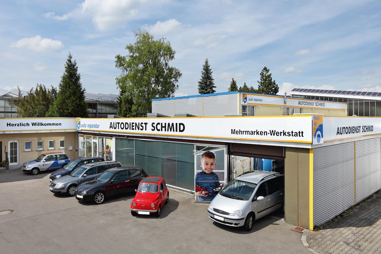 Autodienst Schmid Autogaragen Ulm Deutschland Tel