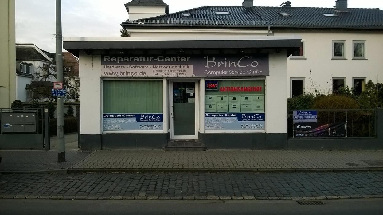 BrinCo Computerservice GmbH, Eschersheimer Landstraße in Frankfurt am Main