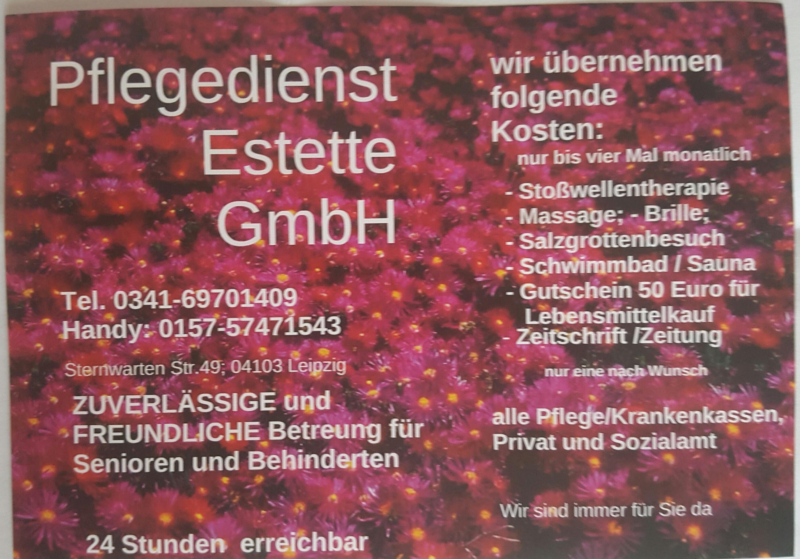 ambulanter Pflegedienst Estette GmbH
