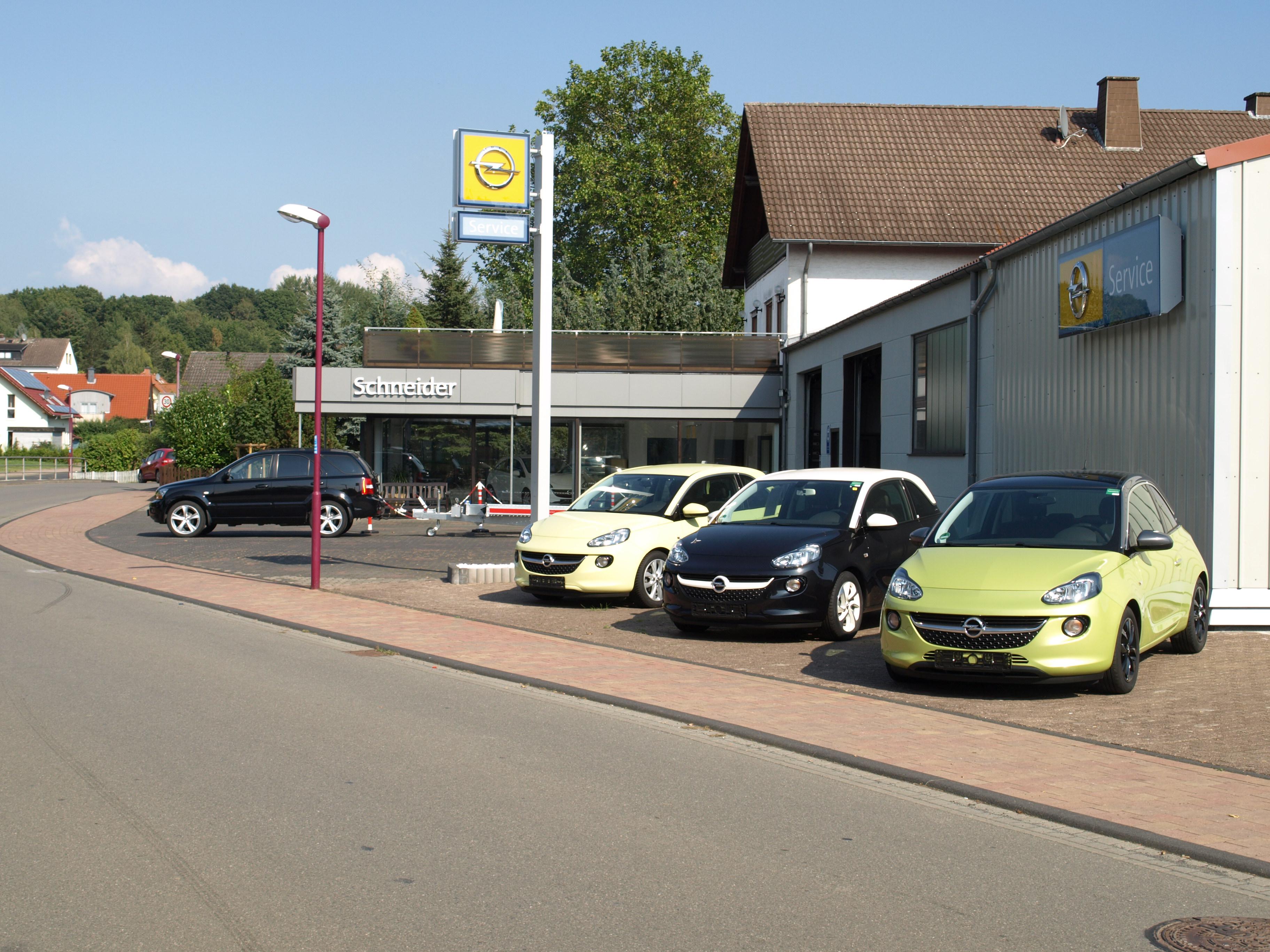 autohaus schneider opel service partner kfz werkstatt gebrauchtwagen in kaufungen. Black Bedroom Furniture Sets. Home Design Ideas