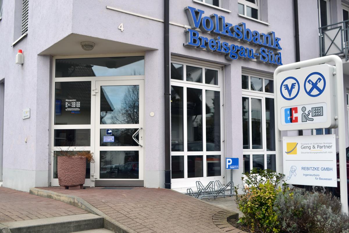 Volksbank Breisgau-Markgräflerland eG