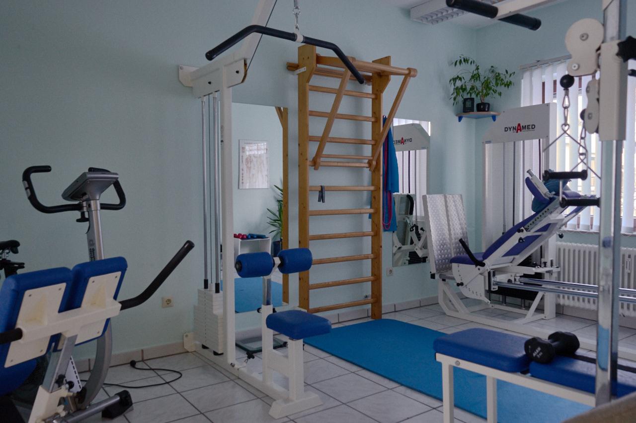 Physiotherapie Bühler